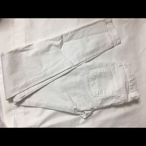Pants - White GLG Jeans